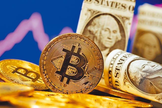比特幣暴漲暴跌,央行稱太投機,不會投資。(路透)