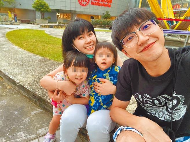 福原愛(左)與江宏傑下月3日是否團聚為兒子慶生受關注。(摘自臉書)