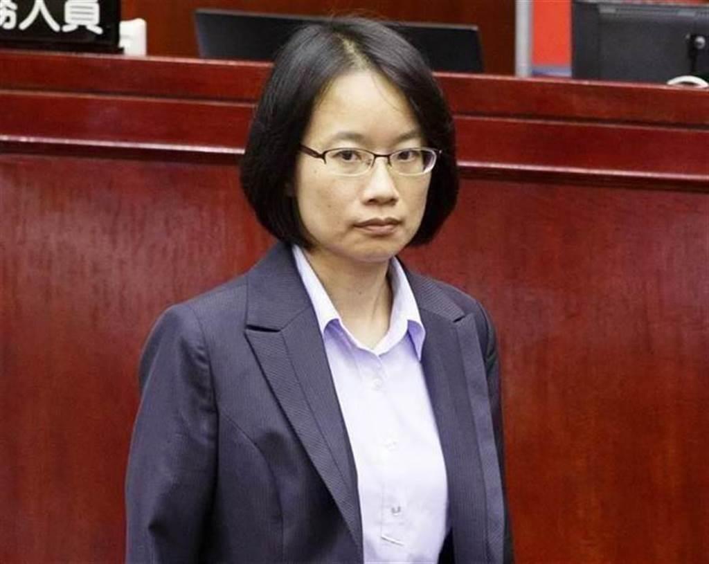 前北農總經理吳音寧。(本報系資料照片)