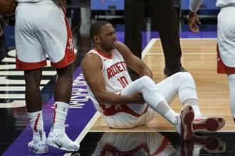 NBA》戈登腹股溝拉傷缺席4到6周 火箭傷8人