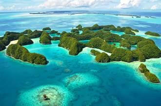 帛琉旅遊泡泡4月成團 須遵守5大防疫原則