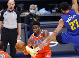 NBA》交易悄悄啟動!雷霆把迪亞洛送到活塞