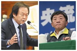 蔡啟芳表態:台北市長寧選王世堅不投陳時中  恰吉驚恐回應了