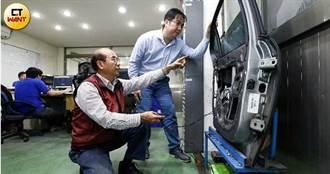 小車窗大商機1/一年生產40萬片車窗 業績不受疫情影響還成長