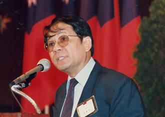 前國策顧問邱垂亮辭世 總統感念畢生奉獻民主運動