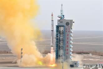 一箭三星 大陸成功發射遙感三十一號04組衛星