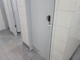 新豐連鎖速食店出現偷窺狂 趴著看人如廁