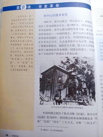 中華民國國父 變大陸政治資產