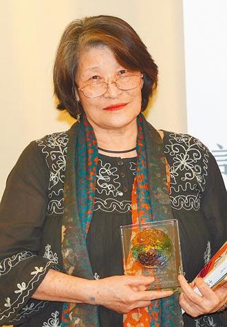 袁瓊瓊〈普通人結弦的神話〉獲獎