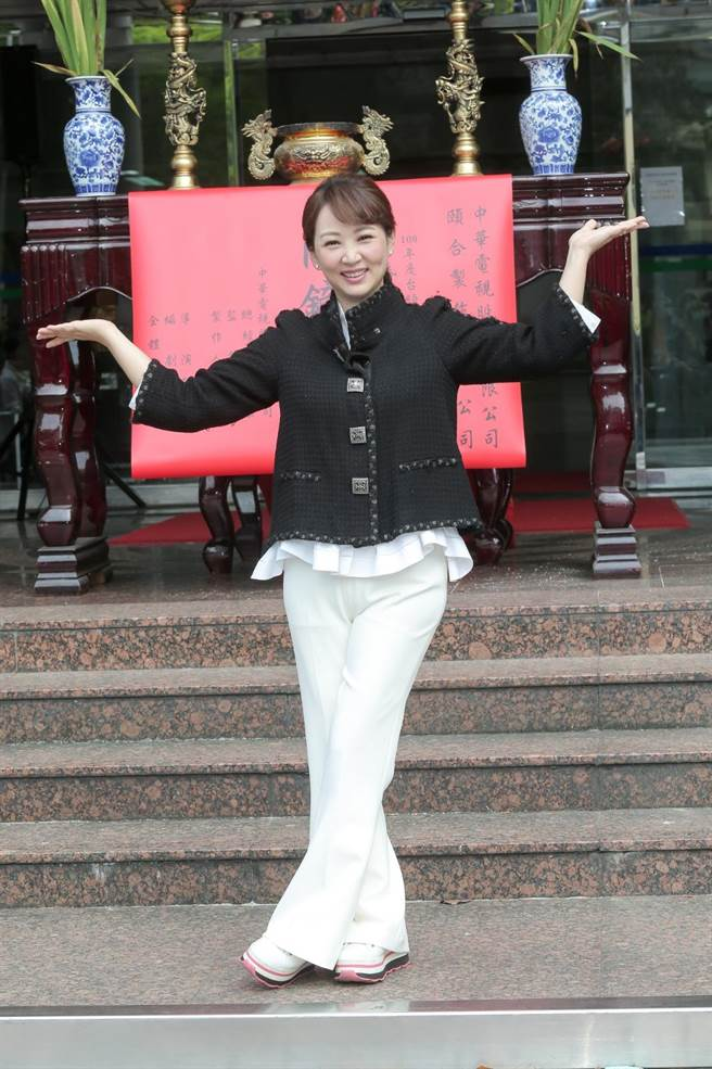 華視、公視台語台《婚姻結業式》10日舉行開鏡記者會。(盧禕祺攝)