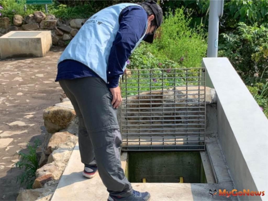 免費住宅水保設施檢查 優良社區公開表揚(圖/台北市政府)