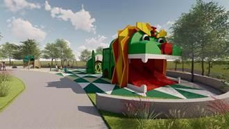 芎林3座特色公園將登場 設計圖公開