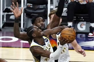 NBA》走出腎腫瘤陰影 利維特首披溜馬戰袍就贏球