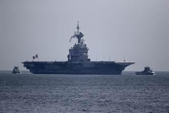 日美澳印聯法抗陸 擬4月上旬舉行5國海上軍演