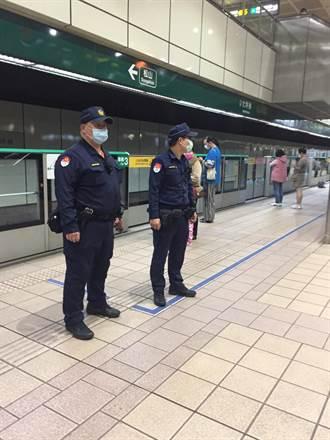 捷運恐嚇事件 警連逮2嫌呼籲勿把恐嚇當好玩