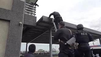黑幫藏宜蘭民宿電信詐騙 特警攻堅31人收押