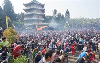 新屋葉五美萬人祭祖今年仍縮小規模 規定120人內參與