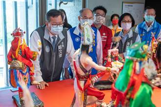 「傳神」神像工藝展 展示台灣庶民工匠技藝