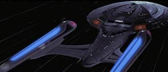 星艦企業號有譜 科學家提出符合物理定律的「曲速航行」