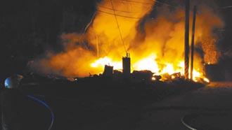 后里橡膠廠1個月內4火警 引民怨