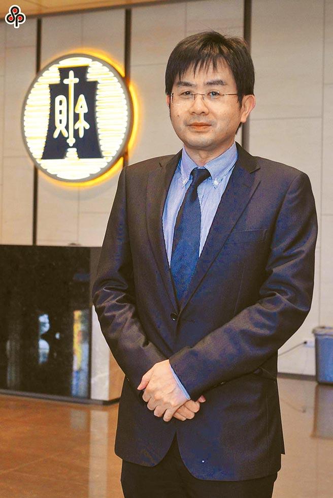 財政部財政資訊中心主任張文熙。圖/王德為