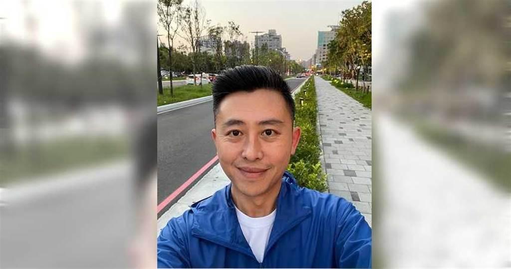 新竹市長林智堅屢被點名參選2022年桃園市長。(圖/翻攝林智堅臉書)