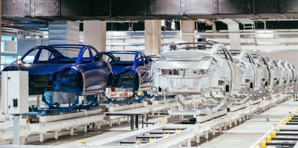 上海超級工廠新建設落成,中國製 Model 3 產能可望再往上提升