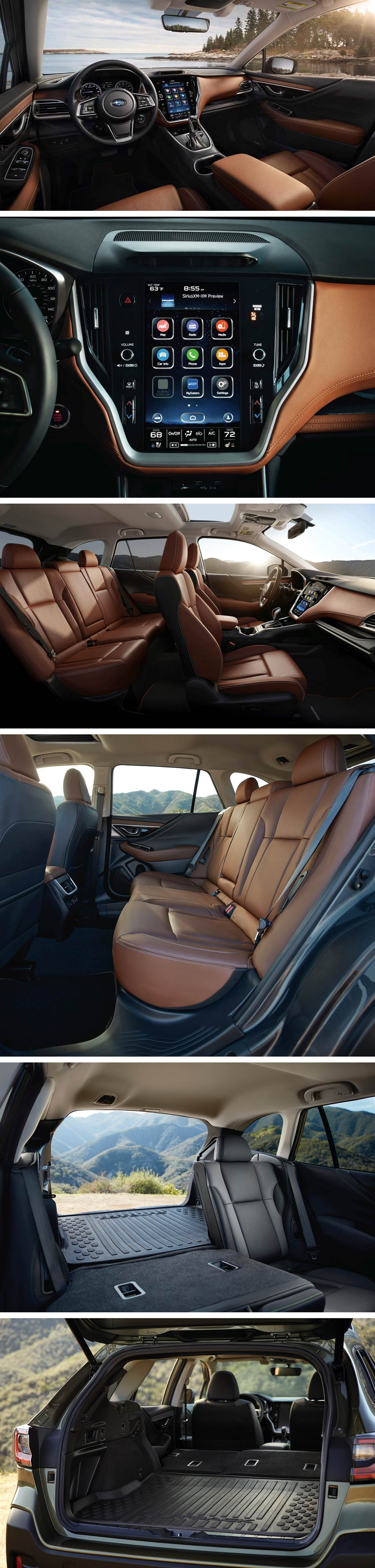 睽違已久的全新車型!Subaru Outback 第六代即將於 4/16 在台發表