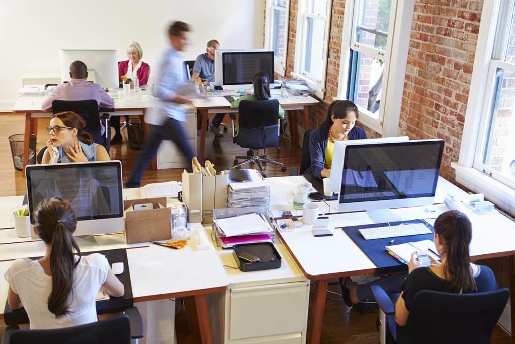 若不滿意工作現況,不少人會選擇離職。(示意圖/達志影像)