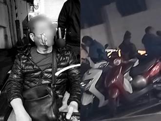 桃園三民陸橋身障男遭醉漢圍毆鏡片插眼爆血 警:已傳喚施暴者