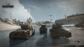 《G.I. JOE特種部隊》降臨《戰車世界》