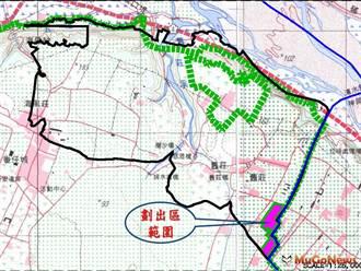 中市首宗地主提報山坡地範圍檢討 公告劃出