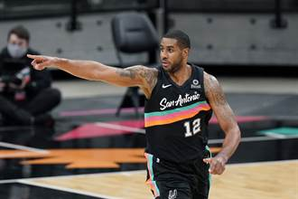 NBA》馬刺正式買斷艾卓吉 跳槽熱火機會最大