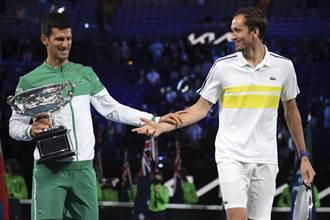網球》喬柯維奇天下無敵 可能統治400周