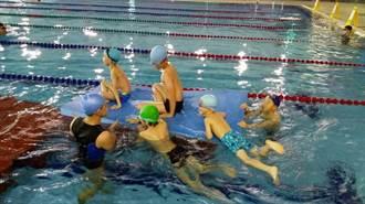 抗旱開第一槍 中市20座公立游泳池22日起縮短開放時間