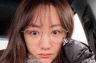 女星曬素顏喊北京沙塵暴可怕 網:我才被你嚇到