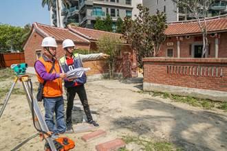 竹北東興圳景觀再造二期工程 3工區同步施工
