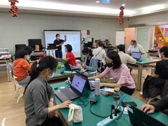 勞動力發展署創客基地 為特教孩童研發幸福發聲器