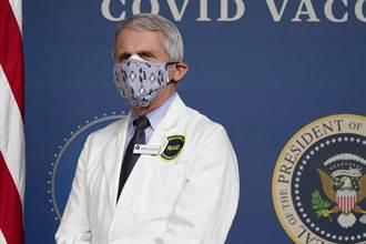 佛奇說好話:川普人氣高 呼籲鐵粉接種疫苗將改變世界