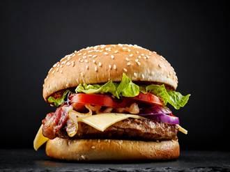 吃漢堡也可能小命不保 罕病讓他大過敏