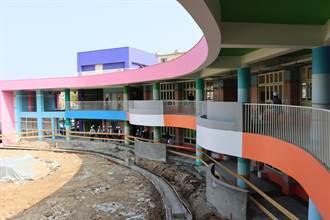 補足幼教需求 六合國小非營利幼兒園可望7月完工