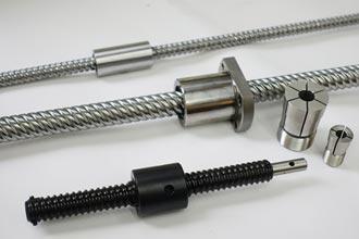 尚穎精密螺桿、蝸桿 精度高 產品使用年限長且用途廣泛