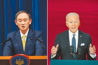 美日2+2會談 將點名譴責北京
