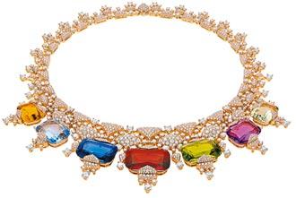 寶格麗BAROCKO珠寶 玩色彩 嬉光線 給驚奇