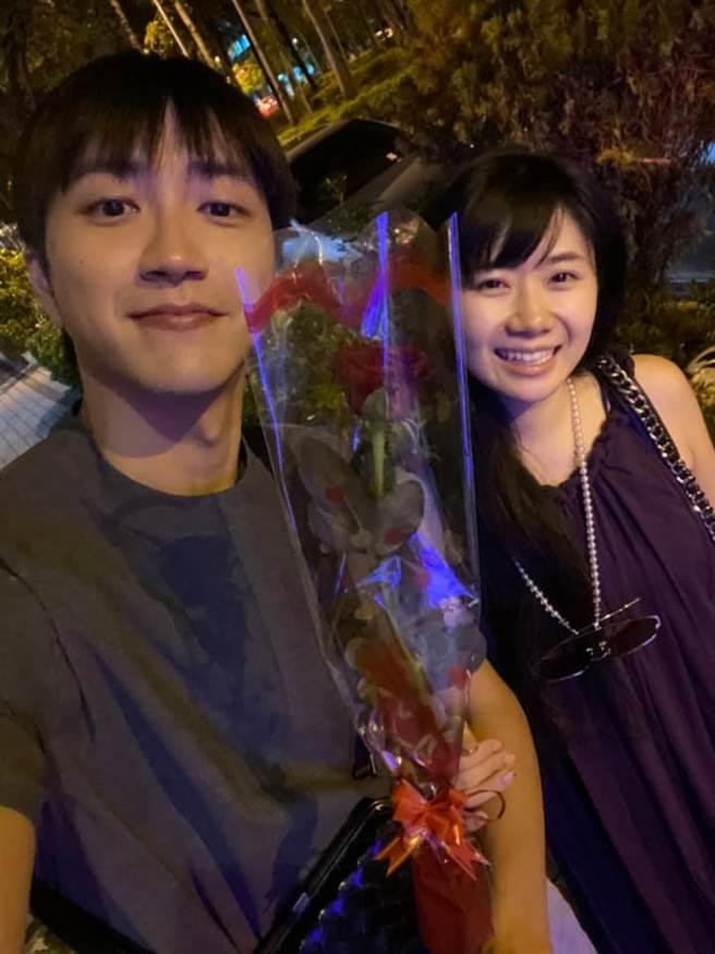 福原愛、江宏傑未來的婚姻走向備受關注。(圖/FB@江宏傑)