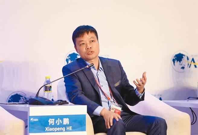 小鹏汽车创办人兼CEO何小鹏。图/新华社