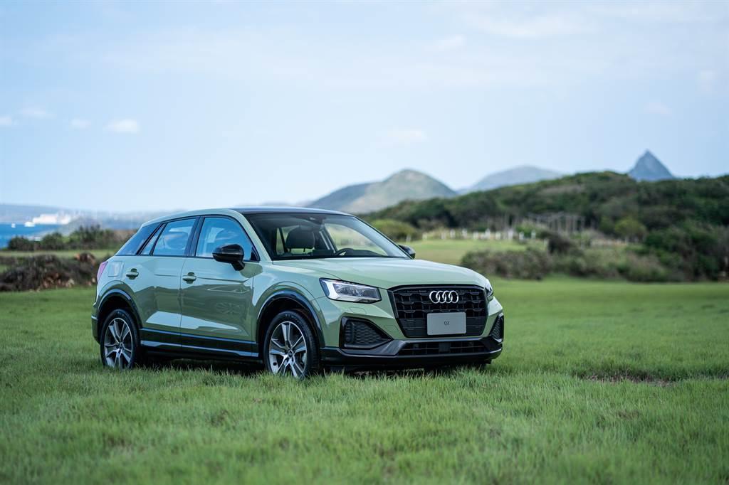 Audi Q2正式上市 奧迪休旅家族接續到位 e-tron GT預告今年登台