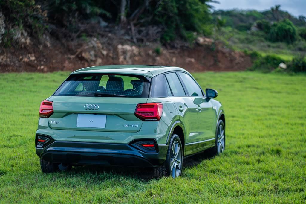 Audi Q2/SQ2同步登場,將於四月起陸續交車。