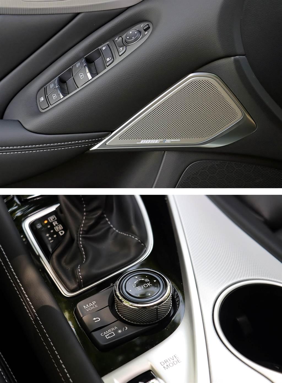 日系六缸大排氣量跑房車的絕唱,2021 Infiniti Q50 300GT Silver Sport
