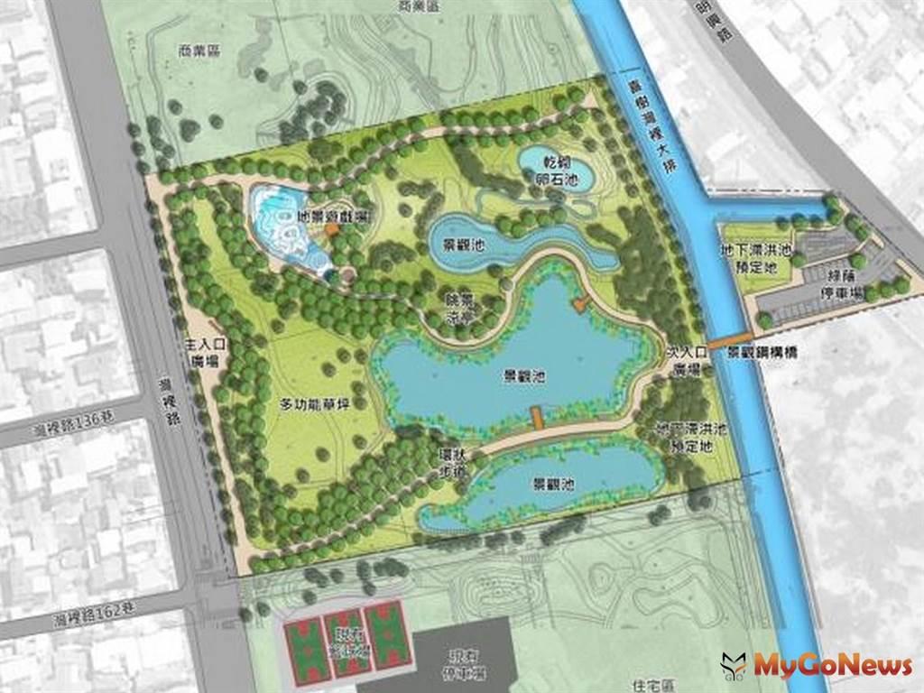 南區灣裡人工濕地開發 挹注觀光、經濟發展(台南市政府)